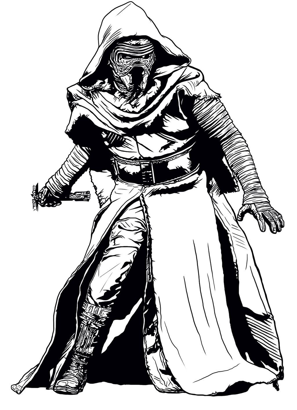 kylo ren coloring pages best coloring pages for