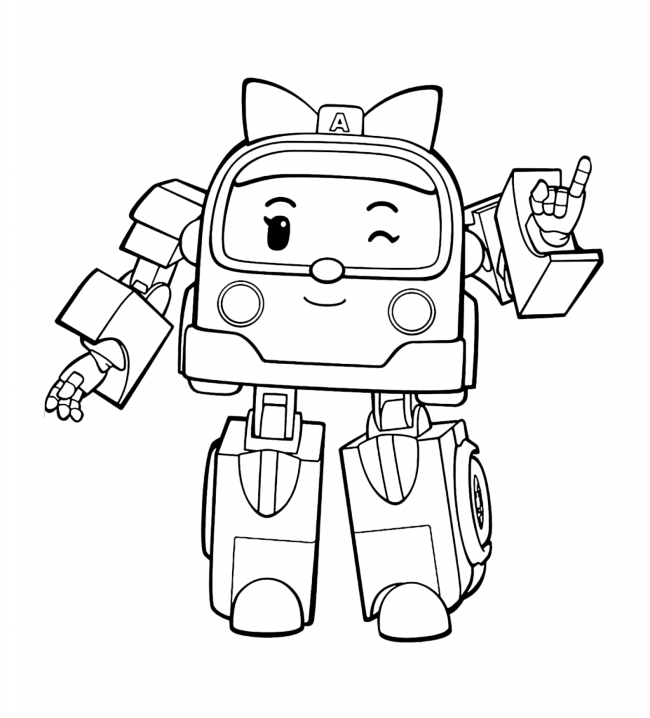 Super Wings Coloring Page Printables