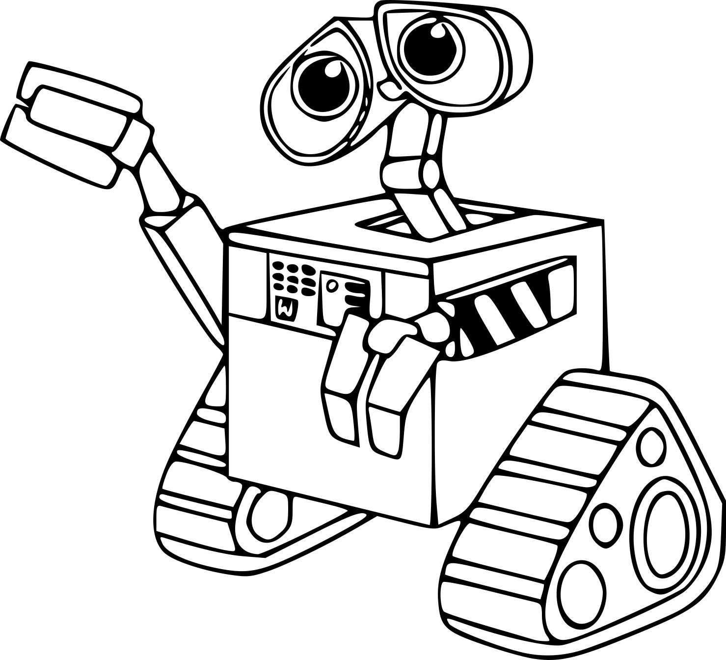 wall e coloring pages | Coloring Pages Of The Southern Colonies Map Sketch ...