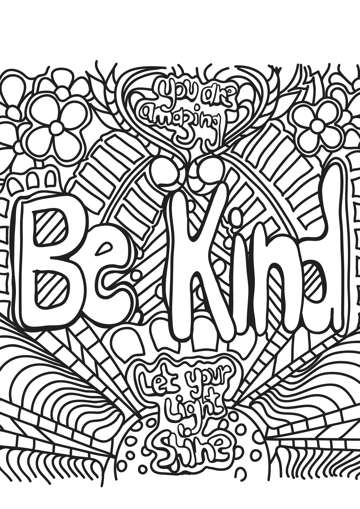 kindness coloring pages best coloring pages for kids kindness coloring pages best coloring