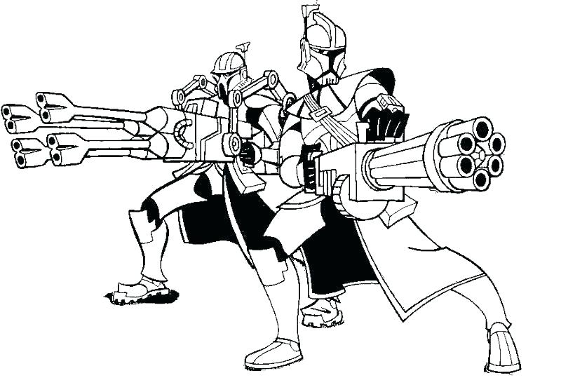 Cool Star Wars Coloring Pages