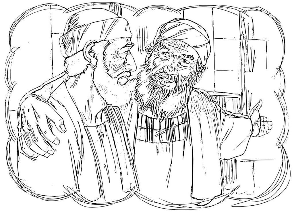 Prodigal Son Meaning Coloring Pages