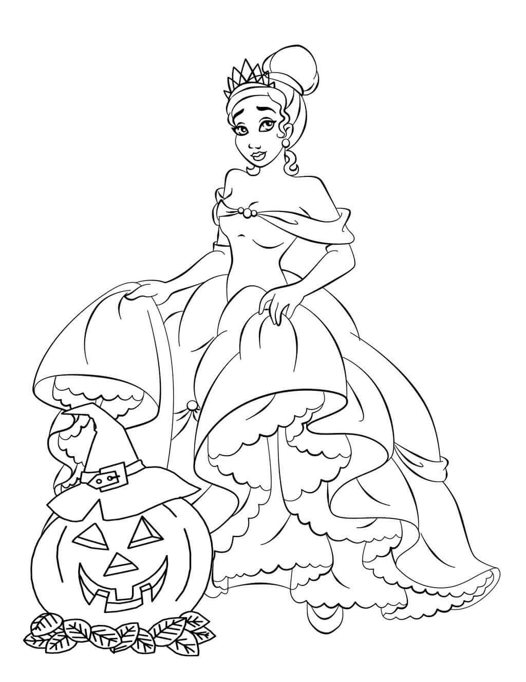 Disney Halloween Coloring Pages Printable Stitch Disney Coloring ... | 1326x1024