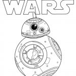 Star Wars Bb 8 Coloring Page