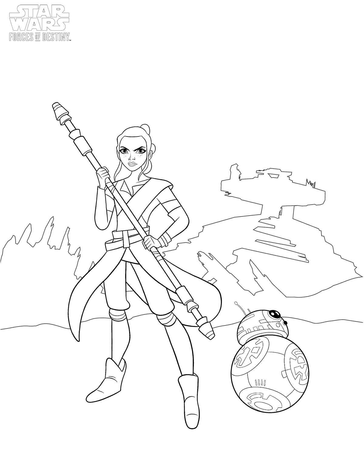 Bb 8 Coloring Pages Best Coloring Pages For Kids