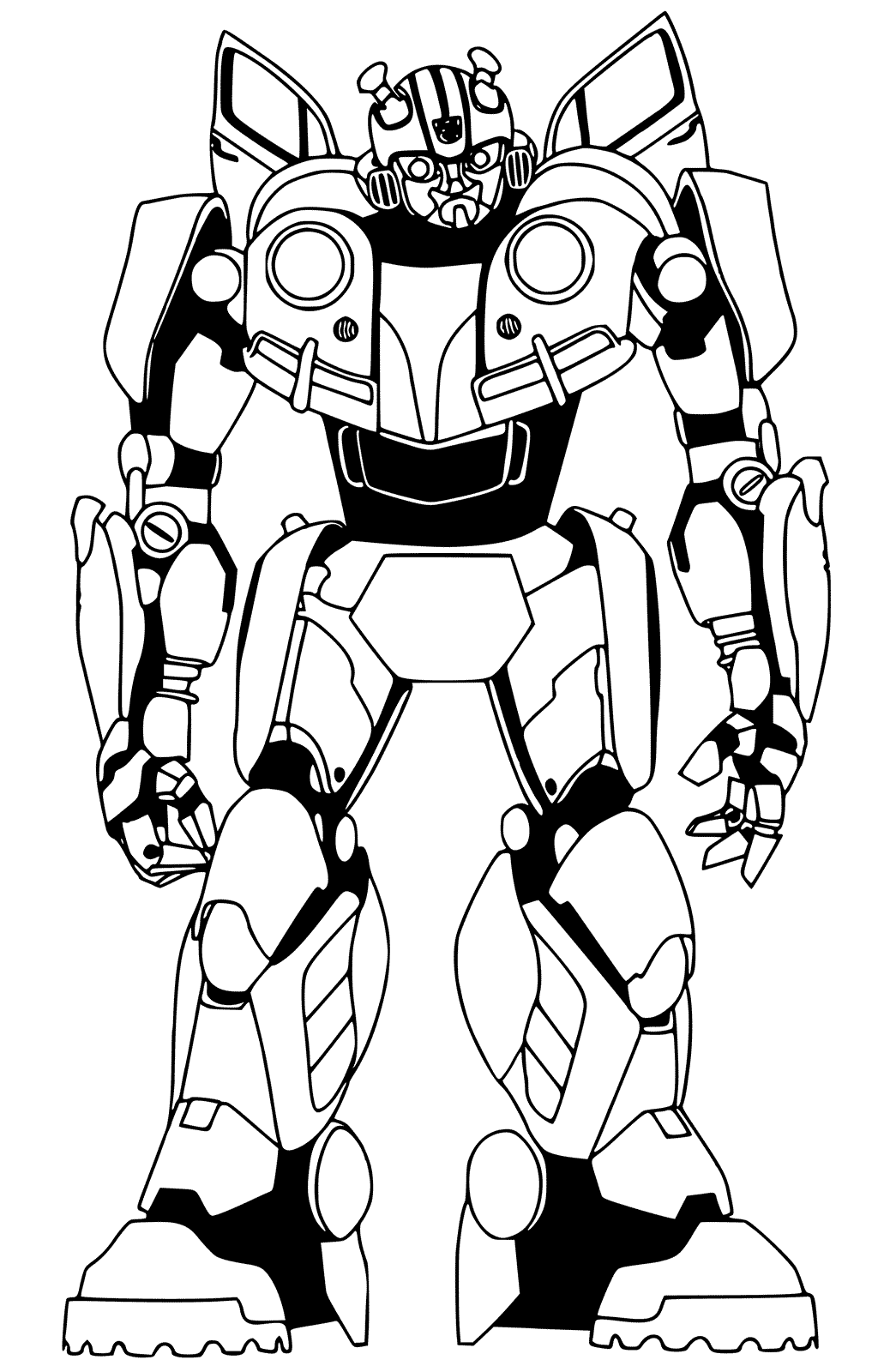 Bumblebee Coloring Pages - Best Coloring Pages For Kids