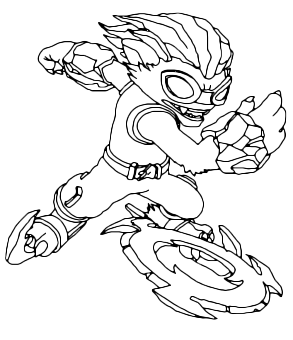 139 Best Skylanders coloring pages images | Skylanders, Coloring ... | 1159x1000