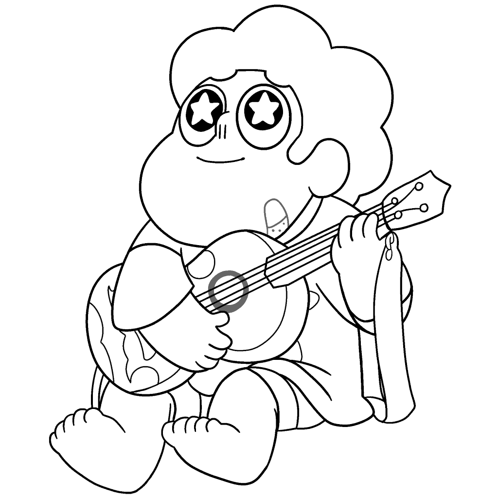 Steven Universe Coloring Pages - Best Coloring Pages For Kids