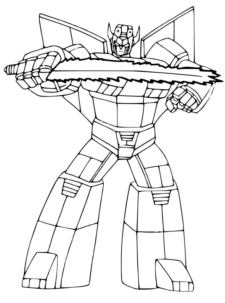 Voltron Sword Coloring Pages