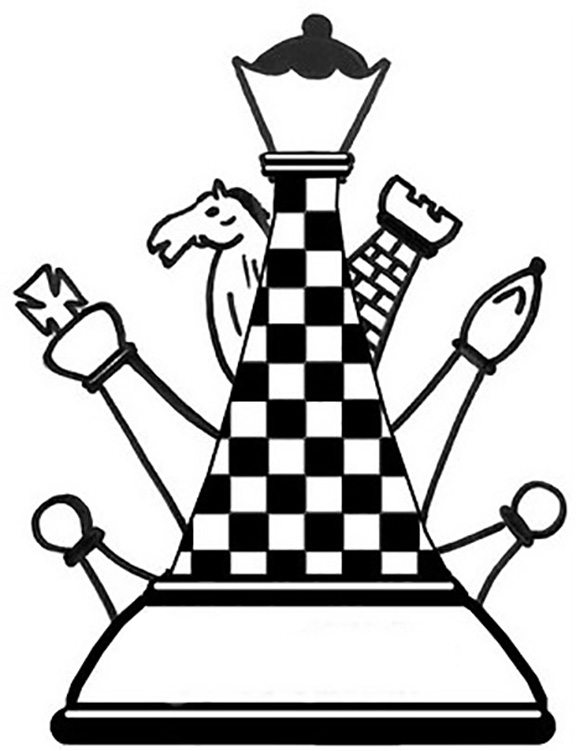 Chess Coloring Page