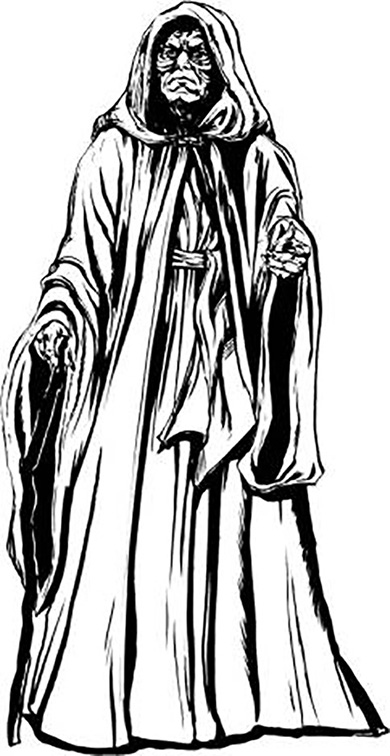 Darth Sidious Printable Coloring Pages